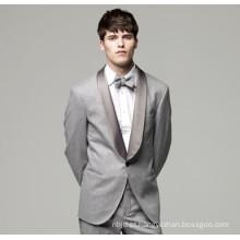 Design de moda homem fabricante formal de roupa de casamento de noite