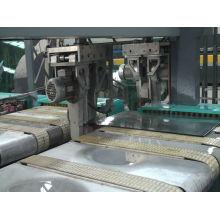 Glas vier Seite Staucher / Seite vier Kanten Maschine