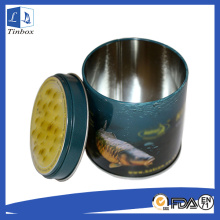 Round Box For Fishing Line