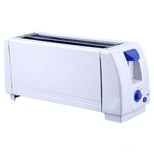 4-Slice Toaster with Metal Sides/PP Ends (WT-4001)