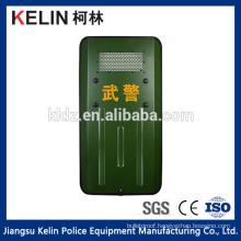 Aluminum Alloy Riot Shield FBP-BL-KL02
