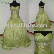 Elegant Silk Taffeta Sexy Real Party dress PP2068