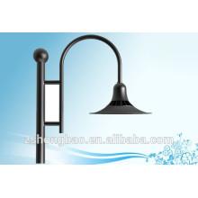 Haute qualité 30w ~ 60w IP 65 Bridgelux puce led fabricant de lumière de jardin chinois