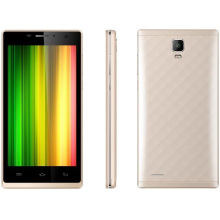 5.0 '' IPS [480 * 854], Android 4.4, Sc7731 [Qual-Core 1.3GHz], GSM 4 bandes + WCDMA 2100 [3G], 2000mAh, GPS Smart Phone