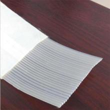 Белая пластиковая дренажная доска PVD