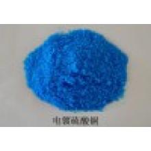Sulfato de cobre de alta pureza 98,5%