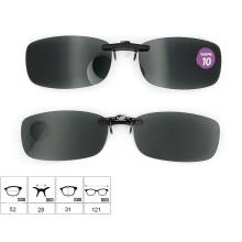 Поощрение Поляризованный зажим на солнцезащитных очках Очки Tac UV400 для вождения (форма 10)