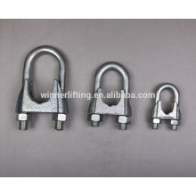 DIN 741 forged metal wire clips