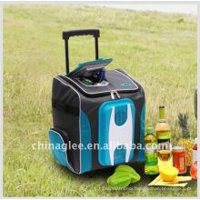 Tie-bar car refrigerator GQ001A