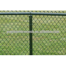 Good quality hot dipped galvanized chain link fence