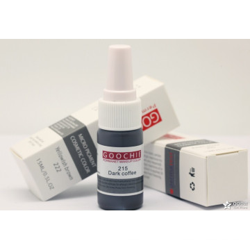 Goochie Inorganic Micropigments Permanent Makeup Eyebrow Pigment