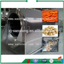 Máquina de lavado avanzada de yuca de patata dulce