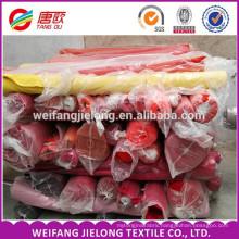 twill uniform Fabric T/C 65/35 21*16 128*60 plain dyed twill fabric fabric for workwear, school uniform, garment,