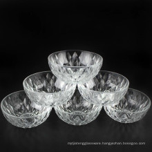 Microwave/freezer /dishwasher safe 10 Piece Glass Bowl Set with Lids