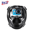 Diving equipment anti-fog easy breath oxygen mask scuba