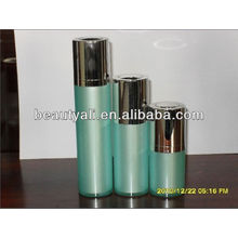 green Cosmetic Airless Bottle Packaging