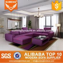 SUMENG Bangladesh high back sofa upholstery fabric