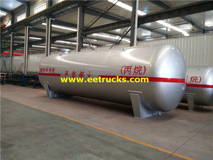 Aboveground Propylene Tank