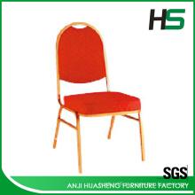 Laranja com cadeira de pessoal de pano padrão 308-9