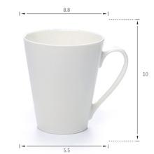 2016 Пользовательские цвета и логотипа чашки кофе керамические для рекламных