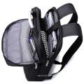 Popular Design Black and Gray Waterproof Business Laptop Rucksack/ School Backpack