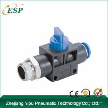 Válvula de pezón manual zhejiang esp