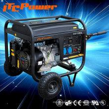 ITC POWER 5kw/5kva open type gasoline generator set