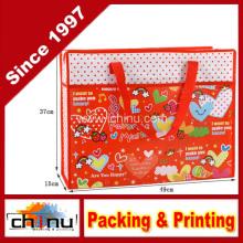 Promotion Einkaufen Verpackung Non Woven Bag (920054)