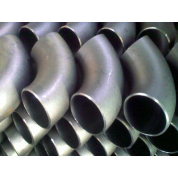 Coude en acier inoxydable, accessoires de tuyaux à souder, Ss304 316 Elbow