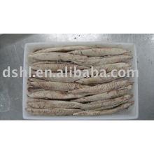 Filete de pescado cocido