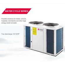 Ar ambiental disponível da bomba de calor da fonte de ar da baixa temperatura -25C ao aquecedor de água