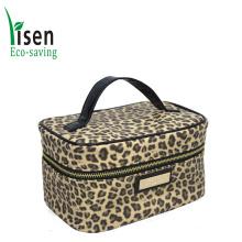 Fashioon Leopard Tote Cosmetic Bag (YSCOSB02-108)