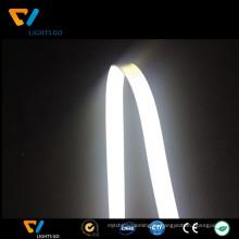 шить на двухсторонний эластичный серебряный светоотражающие ленты