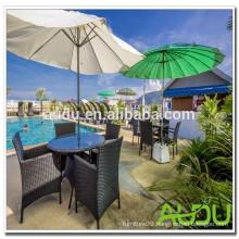 Audu Phuket Sunshine Hotel Project Wicker Sun Bed