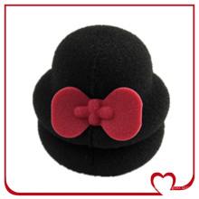 Rolo de cabelo em forma de chapéu faça você mesmo Rolo de cabelo esponja