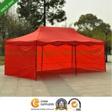 10′x20′ Promotional Folding Gazebo Tents with Sidewalls (FT-B3060SS)