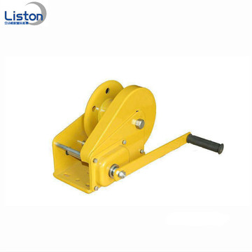 Self locking winch mengangkat manual winch tangan
