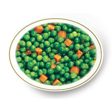 Vegetable Canned Mix Vegetables (Green Pea+Carrot)