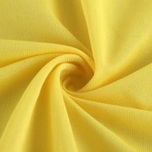 Novo tecido de malha confortável tecido de um lado escovado