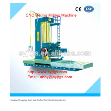 CNC Boring Milling Machine preço de venda quente oferecido pela China CNC Boring Milling Machine fabricação