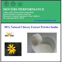98% Extracto de achicoria natural Polvo Inulina