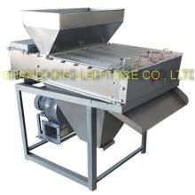 Industrial automatic roasted peanuts peeling machine