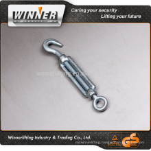DIN rigging turnbuckle