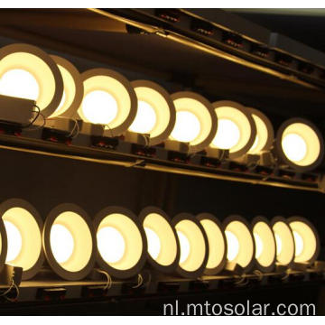 dimbare led downlighters zwart