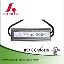120W ac-dc 12V 10A constant voltage 0-10v dimming led driver