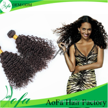 7A Grade Unprocessed Virgin Hair Curly Hair Human Remy Hair