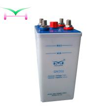 bateria de níquel-cádmio 200ah para subestação de energia