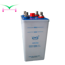 Nickel-Cadmium-Batterie 200ah für Umspannwerk