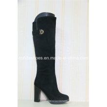 Elegant Fashion High Heels Women Knee Boots