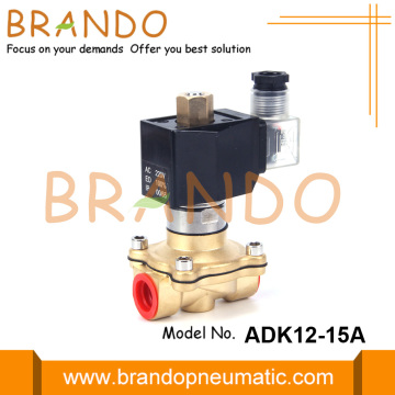 "ADK12-15A 1/2 ""CKD Type Valve Solenoid Normal Open"